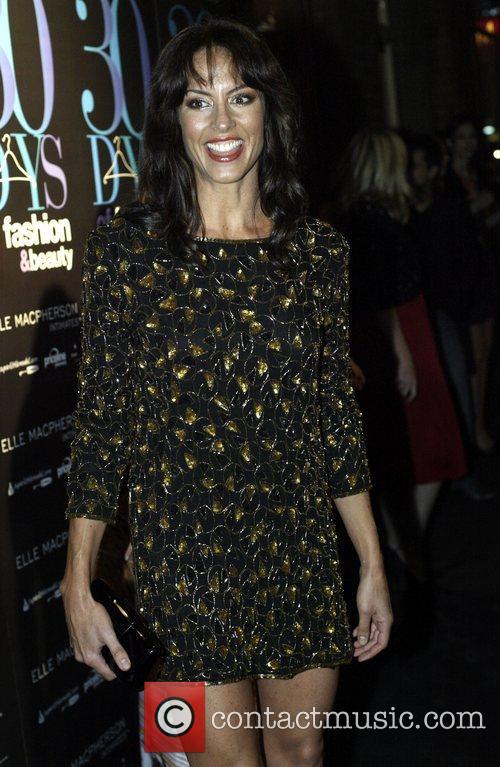 Sarah Wilson, editor of Cosmopolitan Official launch party...