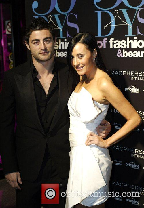 Anthony Minichiello and Terry Biviano Official launch party...