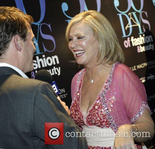 Kerri-Anne Kennerley Official launch party for '30 Days...