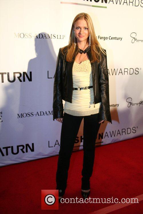 AJ Cook 2007 LA Fashion Awards presented by...