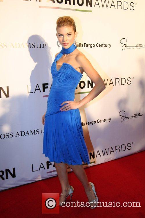 AnnaLynne McCord 2007 LA Fashion Awards presented by...