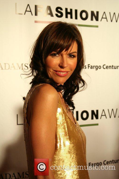 Finola Hughes 2007 LA Fashion Awards presented by...
