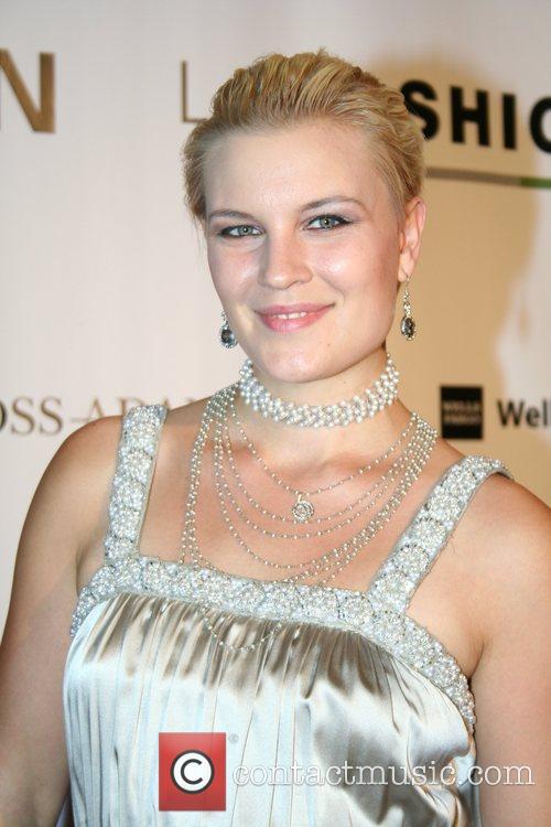 Julia Henson 2007 LA Fashion Awards presented by...