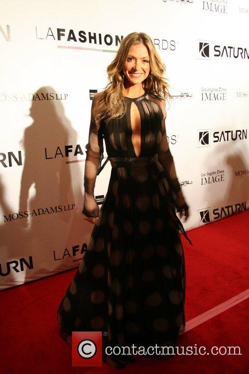 Debbie Matenopoulos 2007 LA Fashion Awards presented by...