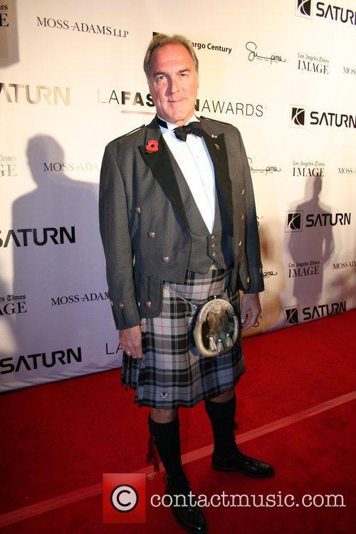 Gary Van Dis 2007 LA Fashion Awards presented...