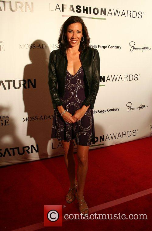 Vivian Lesiak 2007 LA Fashion Awards presented by...