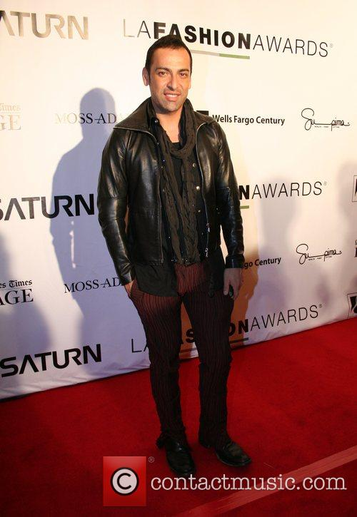 Eduardo Lucero 2007 LA Fashion Awards presented by...