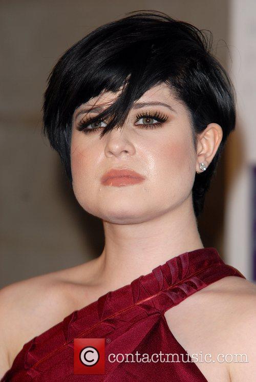 Kelly Osbourne British Fashion Awards held at the...