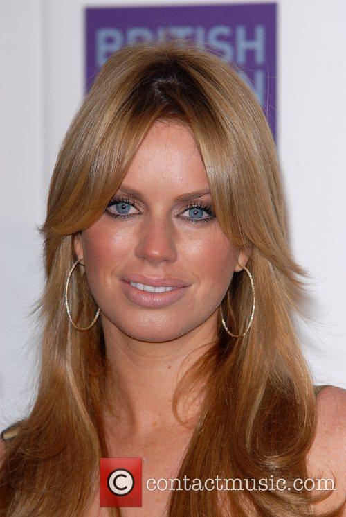 Caroline Stanbury British Fashion Awards held at the...