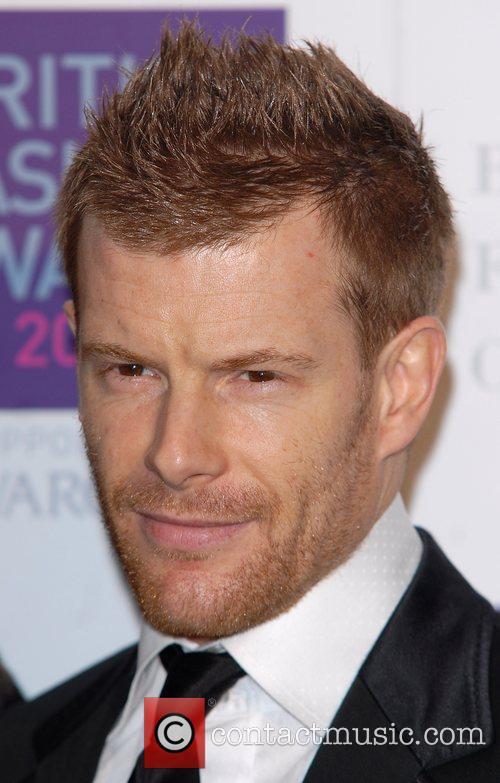 Tom Aitkin British Fashion Awards held at the...
