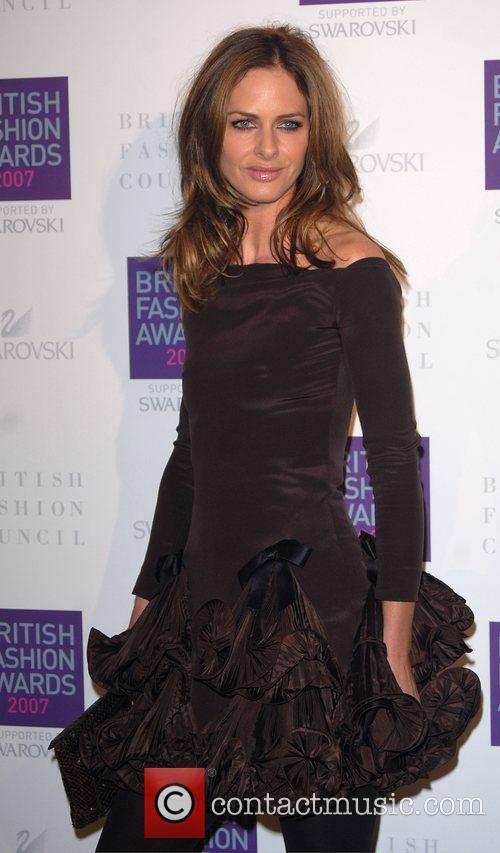 Trinny Woodall British Fashion Awards held at the...