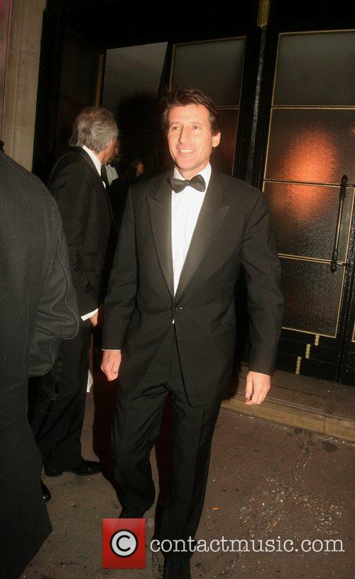 Sebastian Coe British Fashion Awards held at the...