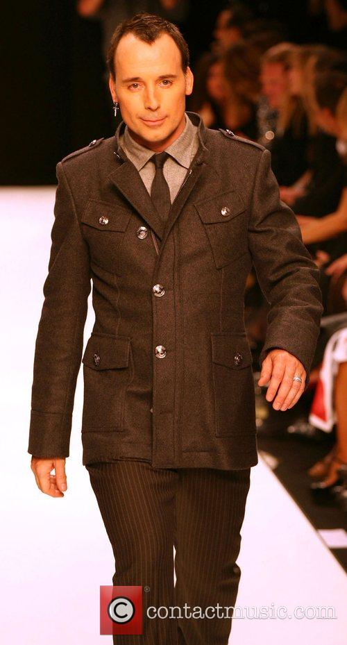 David Furnish Fashion For Relief at the Natural...