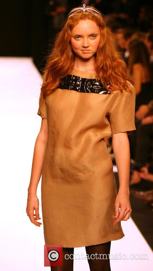 Lily Cole Fashion For Relief at the Natural...