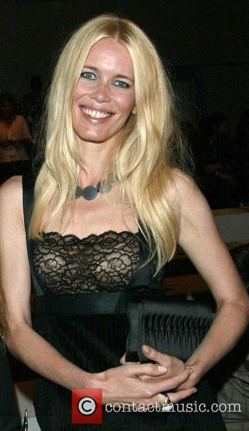 Claudia Schiffer Fashion For Relief at the Natural...
