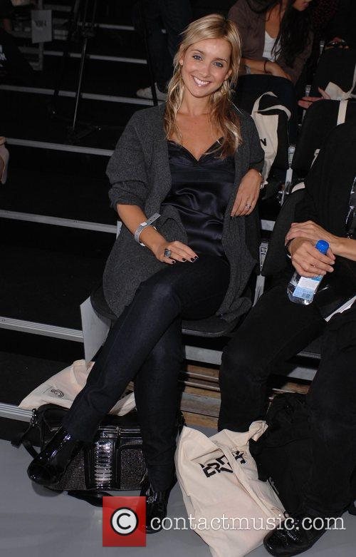 Louise Redknapp London Fashion Week Spring/Summer 2008 -...