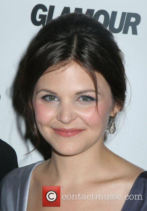Ginnifer Goodwin Glamour Presents