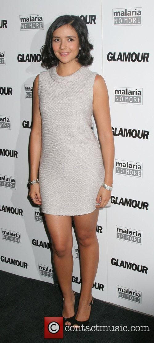 Catalina Sandino Moreno Glamour Presents