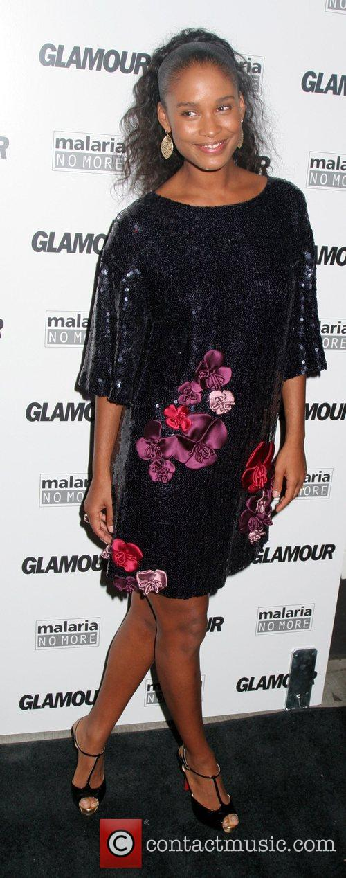 Joy Bryant Glamour Presents