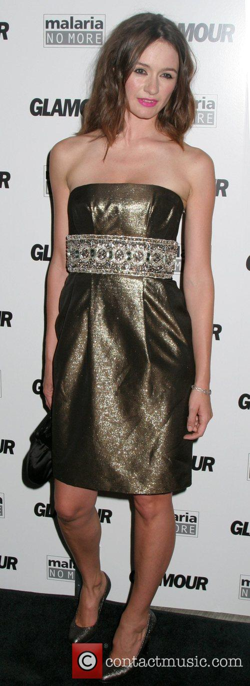 Emily Mortimer Glamour Presents