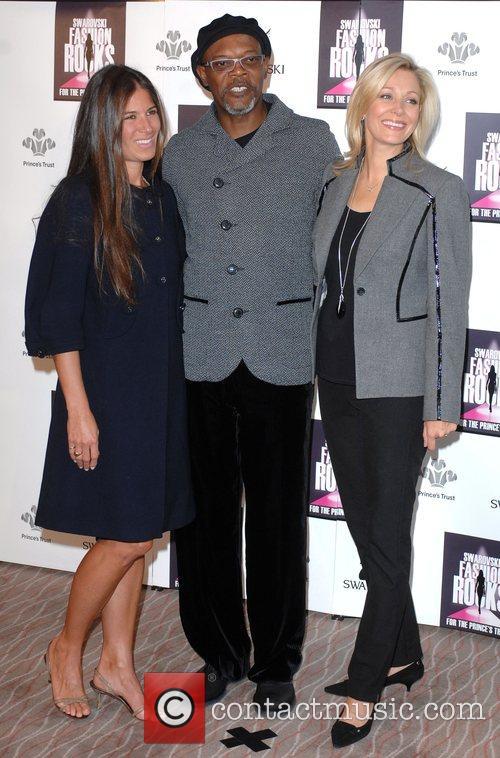 Swarowski Fashion Rocks - press conference and photocall...