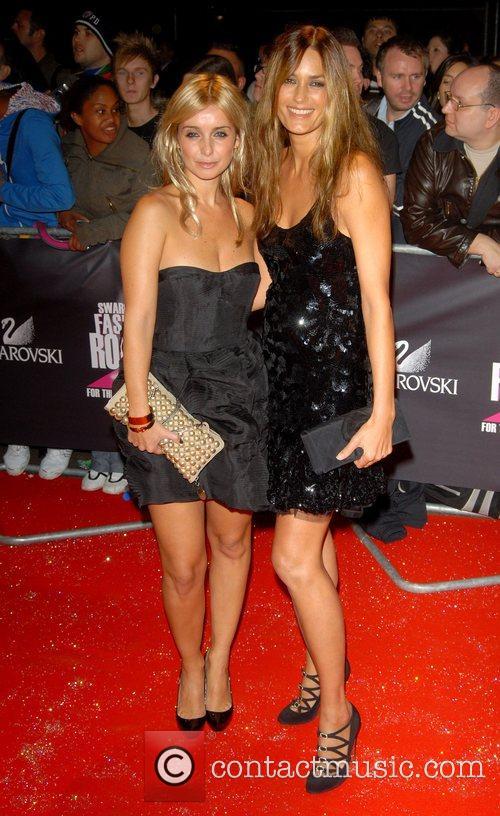 Louise Redknapp, Yasmin Le Bon, Fashion Rocks