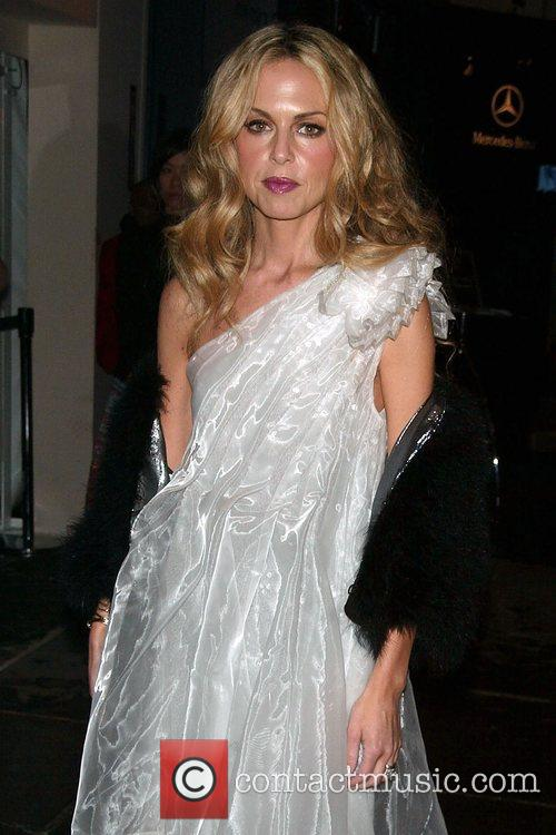 Celebrities at Mercedes-Benz Fashion Week Fall 2008 -...