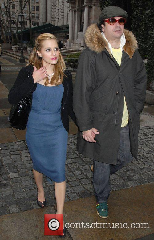 Brittany Murphy and Simon Monjack 6