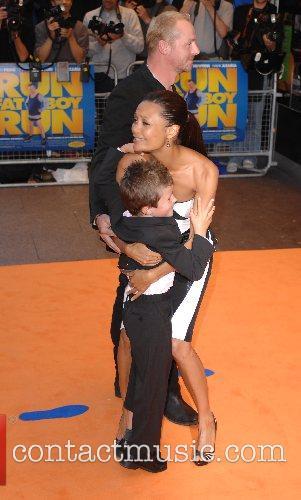 Thandie Newton and Simon Pegg 3