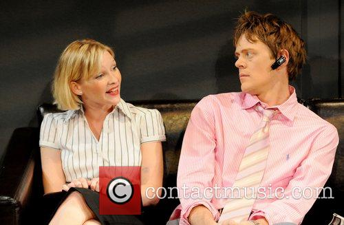 Joanna Page, Kris Marshall and Love Actually 10