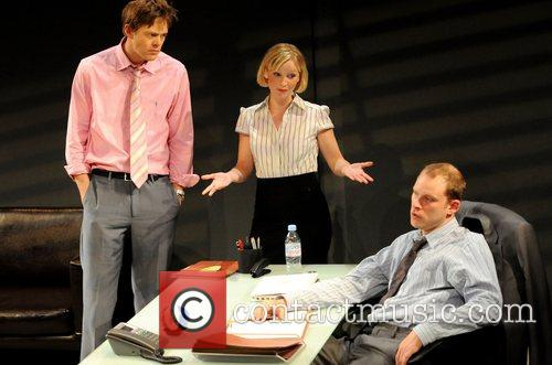 Kris Marshall, Joanne Page and Robert Webb 'Fat...