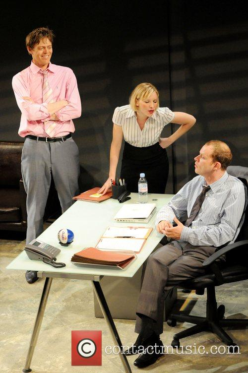 Kris Marshall, Joanna Page and Robert Webb...