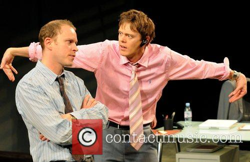Robert Webb, Kris Marshall and Love Actually 6