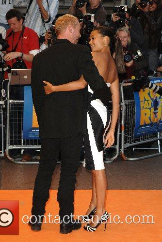 Simon Pegg and Thandie Newton 5