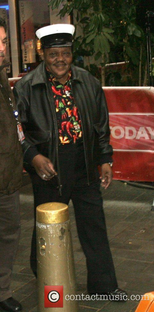 Fats Domino at The Today Show