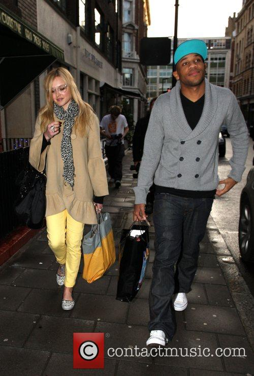 Fearne Cotton and Reggie Yates leave the Radio...
