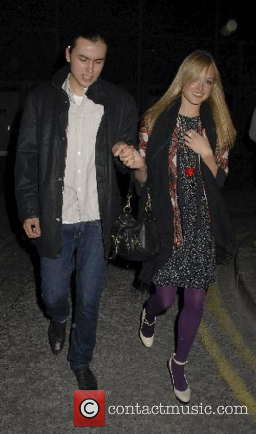 Fearne Cotton out and about