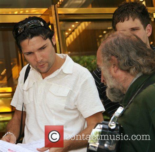 Corey Feldman, Manhattan Hotel