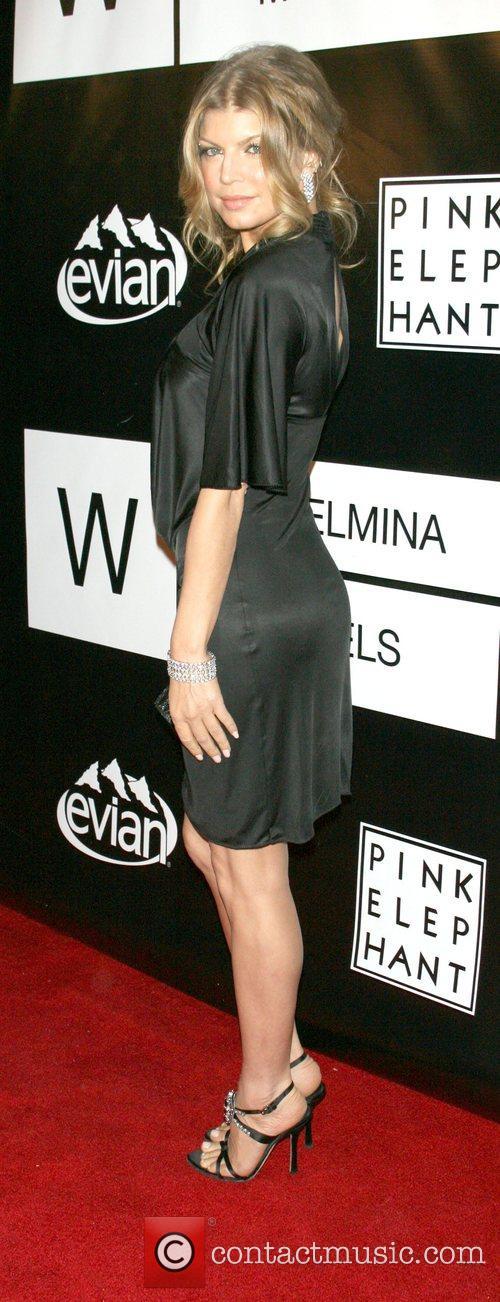 Fergie Wilhelmina models celebrate 40 years of fashion,...