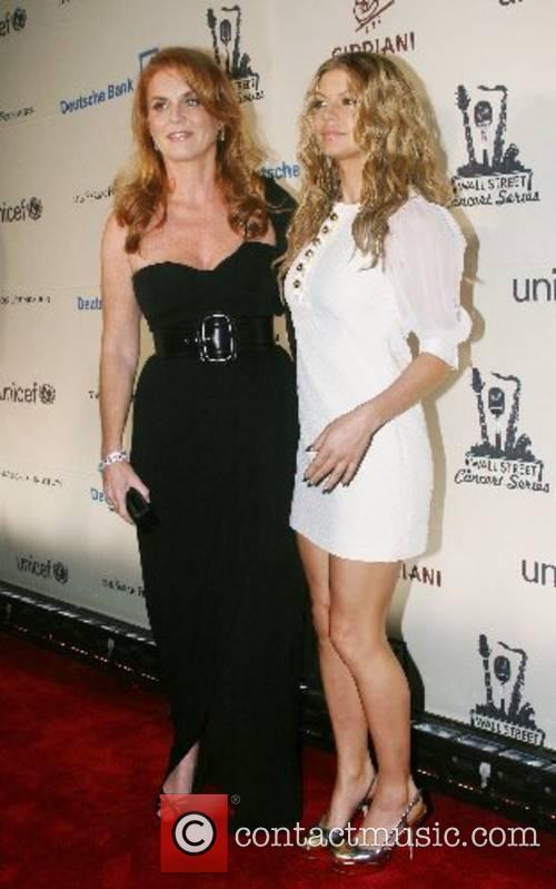 Fergie and Sarah Ferguson, Duchess of York Wall...