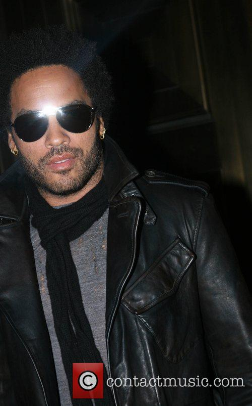 Lenny Kravitz The Cipriani Wall Street Concert Series...