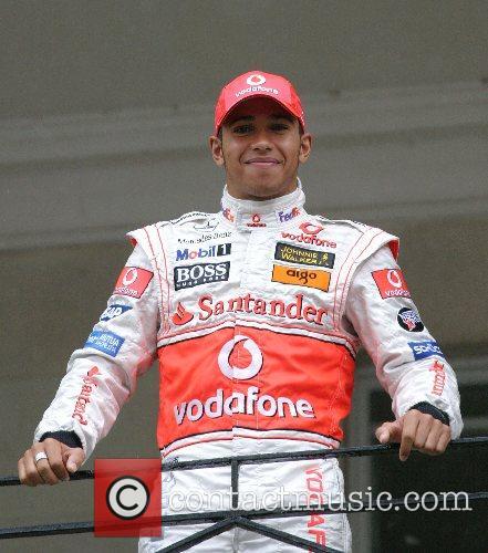 Lewis Hamilton 18