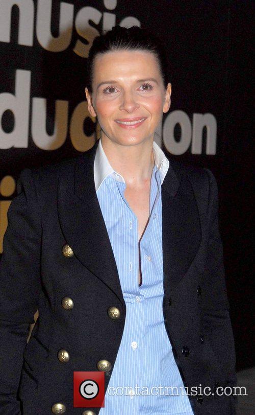 Juliette Binoche Screening of 'Quelques Jours en Septembre'...