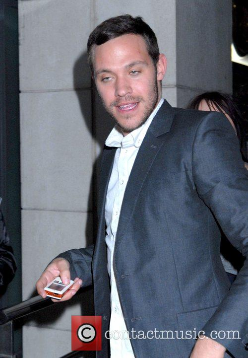 Will Young Fiat Freedom motor car launch party...