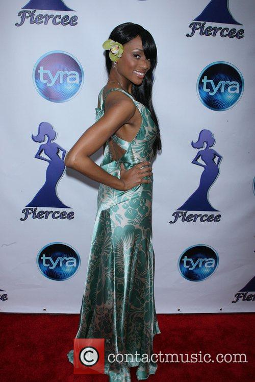 Camille Mcdonald Tyra Banks hosts the First Annual...