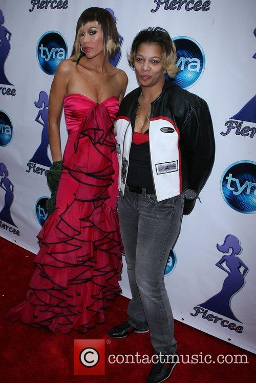 Jade Cole Tyra Banks hosts the First Annual...