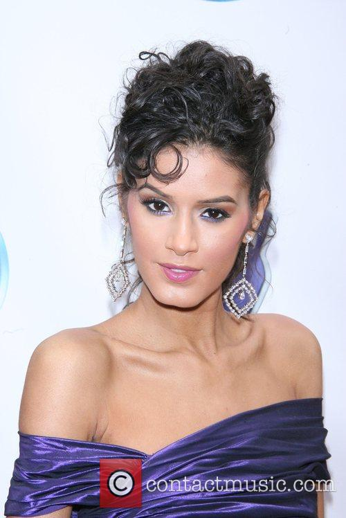 Jaslene Gonzalez Tyra Banks hosts the First Annual...