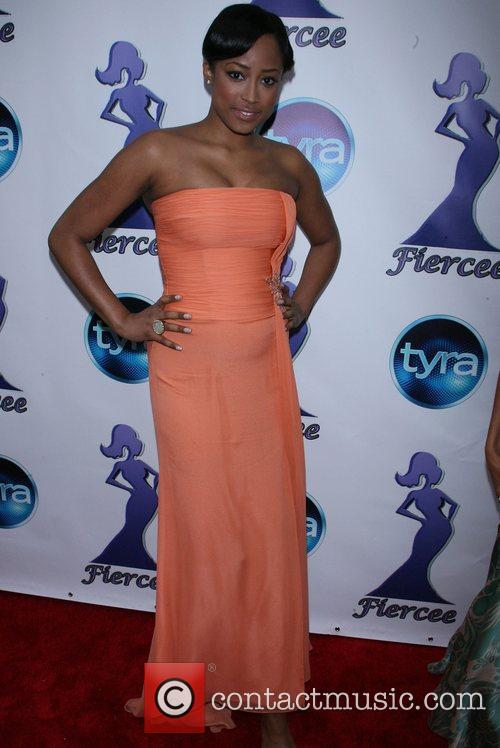 Keenyah Hill Tyra Banks hosts the First Annual...