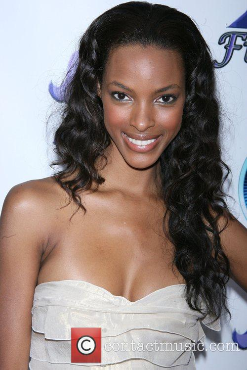 Quiana Grant Tyra Banks hosts the First Annual...