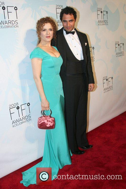 Bernadette Peters and Zac Posen 3